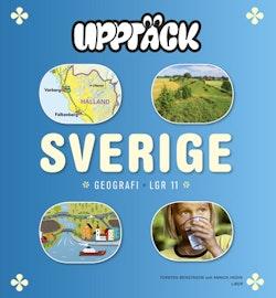 Upptäck Sverige Geografi Grundbok