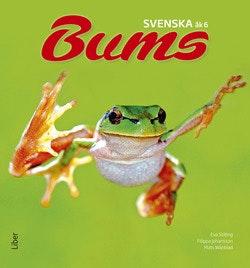 Bums Svenska åk 6 Grundbok