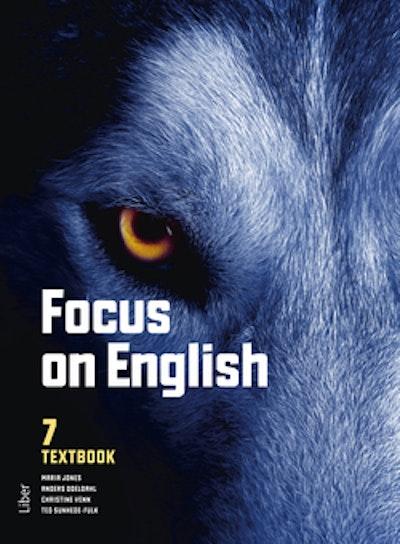Focus on English 7 Textbook