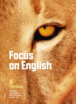 Focus on English 8 Textbook