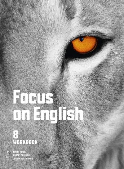 Focus on English 8 Workbook