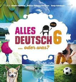 Alles Deutsch 6 Allt-i-ett-bok