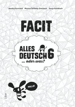 Alles Deutsch 6 Facit