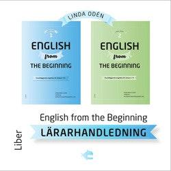 English from the Beginning Lärarhandledning cd - Grundläggande engelska för årskurs 7-9