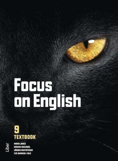 Focus on English 9 Textbook