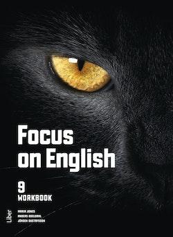 Focus on English 9 Workbook