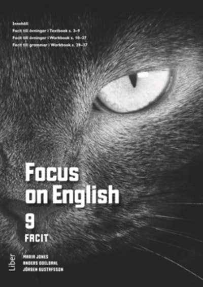 Focus on English 9 Key