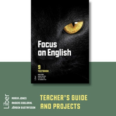 Focus on English 9 Teacher's Guide with Projects (CD)
