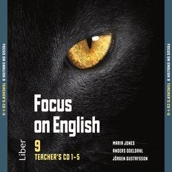 Focus on English 9 Teacher's CD