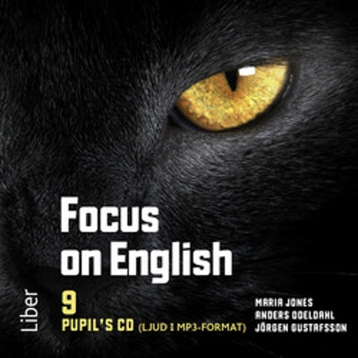 Focus on English 9 Pupil's CD 5-pack