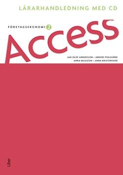 Access Företagsekonomi 2, Lärarhandledning med CD