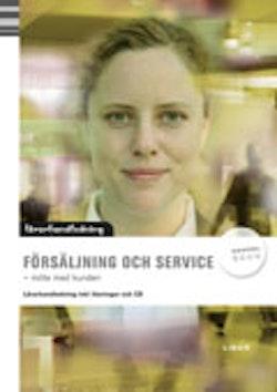 Försäljning och service Lärarhandledning inkl. cd