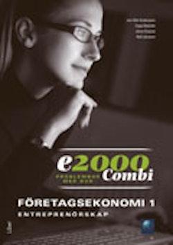 E2000 Combi Fek 1/Entreprenörskap Problembok med DVD