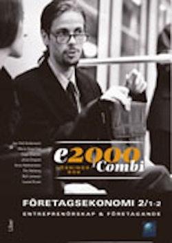 E2000 Combi Fek 1-2/Entreprenörskap & företagande Lösningsbok