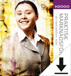 H2000 Praktisk marknadsföring 1 Lärarhandledning (nedladdningsbar) 12 mån