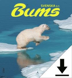Bums Svenska åk 5 Lärarhandledning (nedladdningsbar) 12 mån