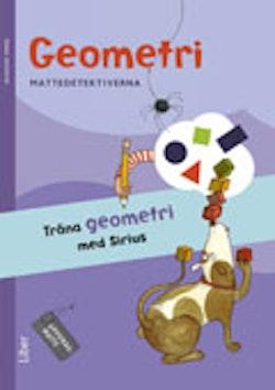Mattedetektiverna Träna Geometri med Sirius 10-pack