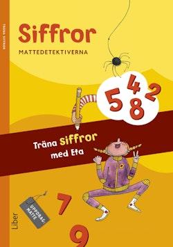 Mattedetektiverna Träna Siffror med Eta 10-pack