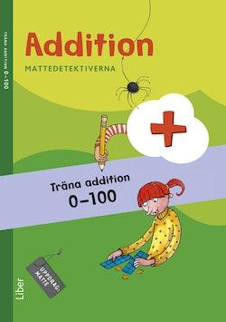 Mattedetektiverna Träna Addition 0-100 10-pack
