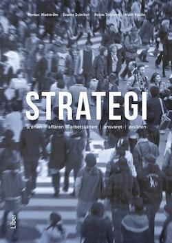 Strategi : arenan, affären, arbetssätten, ansvaret, avsikten
