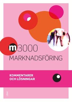 M3000 Marknadsföring Kommentarer och lösningar