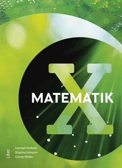 Matematik X