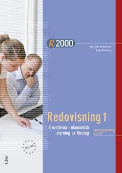 R2000 Redovisning 1 Lärarhandledning med CD