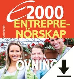 E2000 Entreprenörskap Lösningar Naturbruk (nedladdningsbar) 12 mån