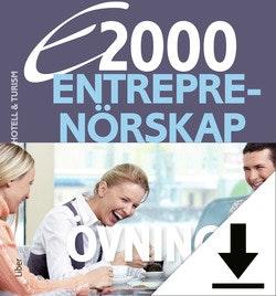 E2000 Entreprenörskap Lösningar Hotell och turism 12 mån