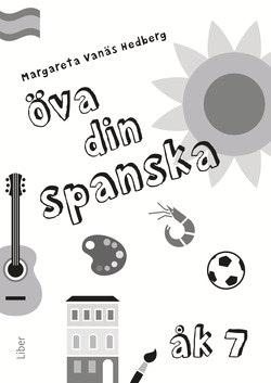 Öva din spanska åk 7, 5-pack - Träningsmaterial i spanska