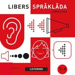 Libers språklåda i engelska 7-9: Listening cd