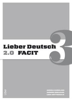 Lieber Deutsch 3 2.0 Facit