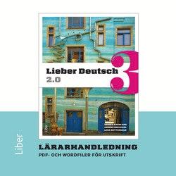 Lieber Deutsch 3 2.0 Lärarhandledning cd