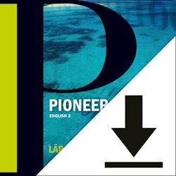 Pioneer 1 Lärarljud (nedladdningsbar) 12 mån