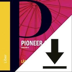 Pioneer 2 Lärarljud (nedladdningsbar) 12 mån