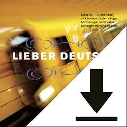 Lieber Deutsch 4 Lärarljud (nedladdningsbar) 12 mån