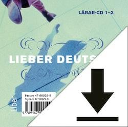Lieber Deutsch 5 Lärarljud (nedladdningsbar) 12 mån