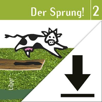 Der Sprung! 2 Lärarljud (nedladdningsbar)