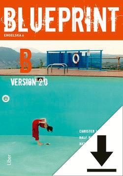 Blueprint B Version 2.0 Lärarljud (nedladdningsbar) 12 mån