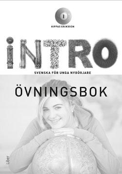 Intro 1 Övningsbok, 5-pack - Svenska för nybörjare