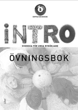 Intro 2 Övningsbok, 5-pack - Svenska för nybörjare