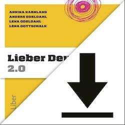 Lieber Deutsch 4 2.0 Lärarljud (nedladdningsbar) 12 mån