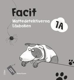 Mattedetektiverna 1A Facit