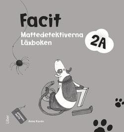 Mattedetektiverna 2A Facit