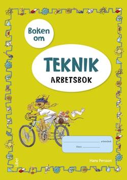 Boken om teknik Arbetsbok 4-6