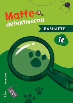 Mattedetektiverna 1B Bashäfte, 5-pack