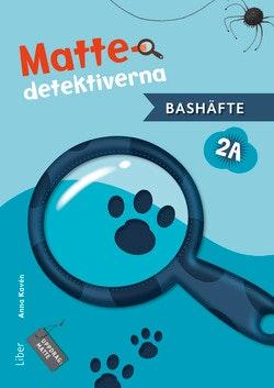Mattedetektiverna 2A Bashäfte, 5-pack