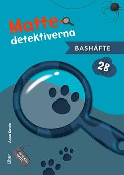 Mattedetektiverna 2B Bashäfte, 5-pack
