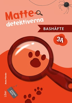Mattedetektiverna 3A Bashäfte, 5-pack