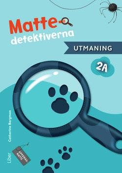 Mattedetektiverna 2A Utmaning, 5-pack